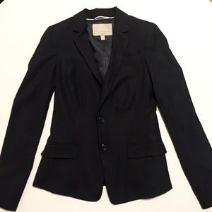 Banana Republic Wool Suit Blazer Jacket